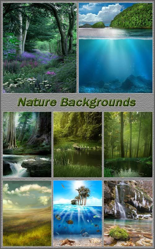 Фоны - Природа