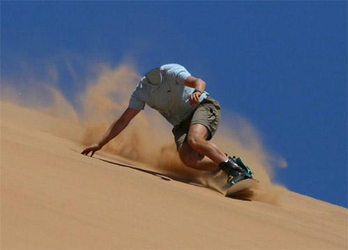 Шаблон psd для фото - серфинг на песке