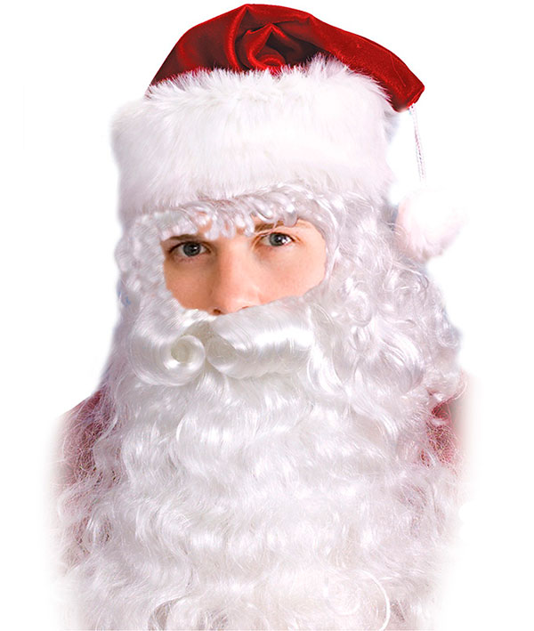 Мужской шаблон для фотошопа - Это Санта