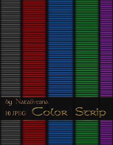 Текстуры – Цветная полоска