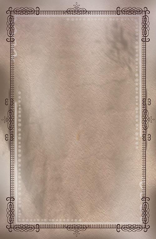 PSD исходник – Старая бумага