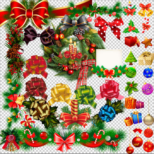 Шарики и Бантики для Придания Подарочного вида