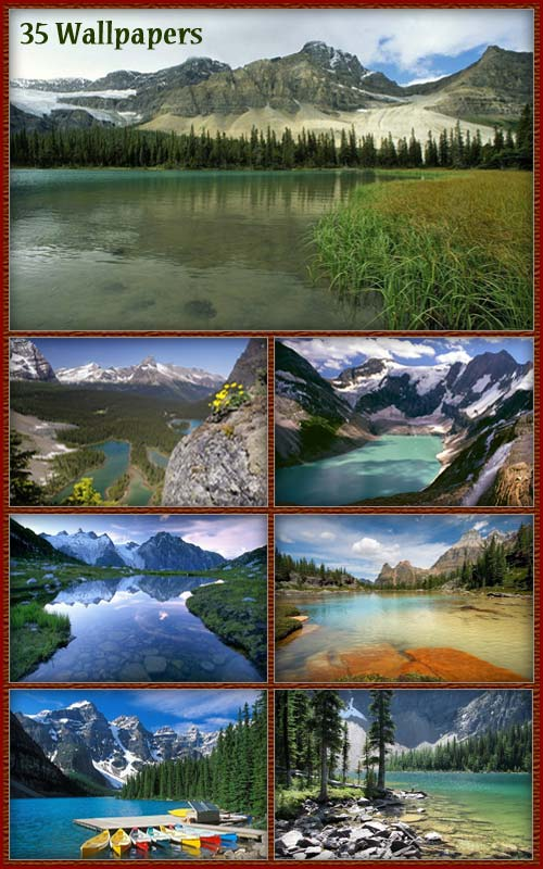 Обои - Природа Канады