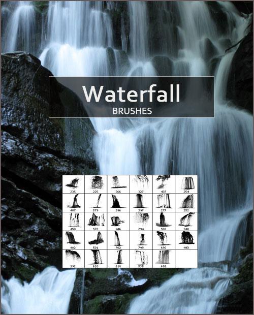 Кисти - Водопад