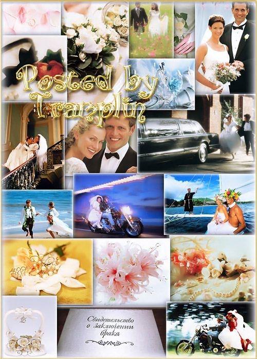 Свадебный клипарт