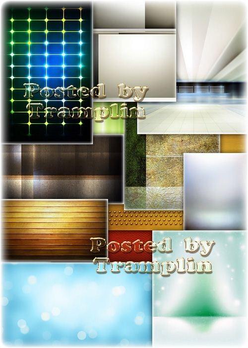 Фоны – Полотна с разнообразными текстурами