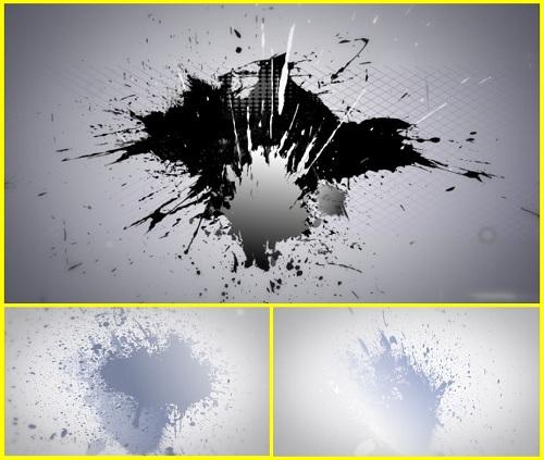 Видеофутажи из проекта Motion Graphics