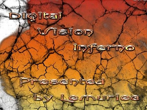 Digital Vision Inferno - огненные футажи