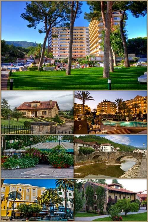 Обои - Прогулка по Испании
