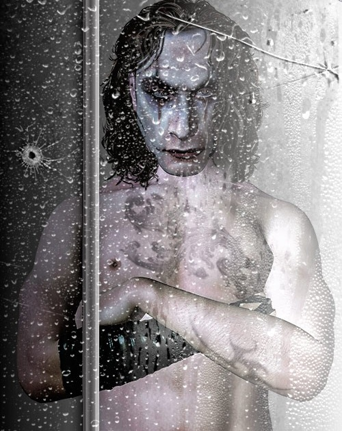 Кисти для Photoshop иммитирующие потоки дождя