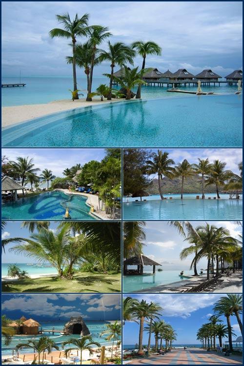 Обои - Тропический рай 2