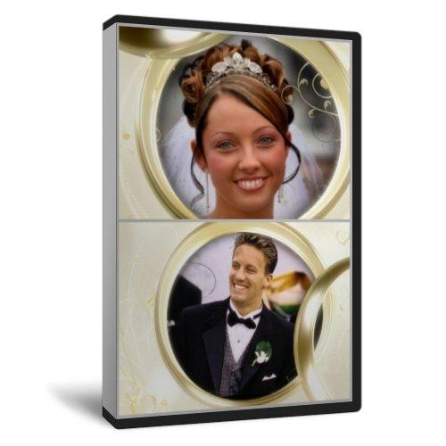 Подборка свадебных футажей-рамок для видео монтажа