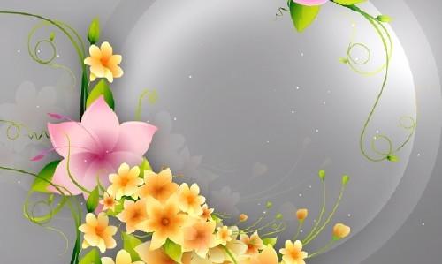 Весенний футаж