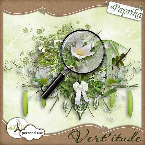 Весенний скрап-набор - Vertitude