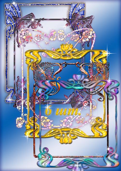 Фоторамка - Шоколадный ажур » Mr-Art.ru Дизайн и Графика, psd ...   707x500