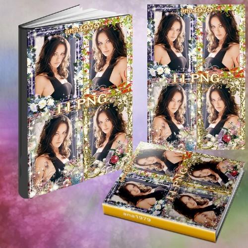 Сборник рамок - Пусть будет сказочным твой мир