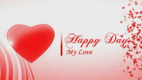 After Effects Project - Happy day My Love