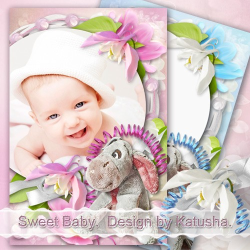 Рамки для малышей - Sweet Baby