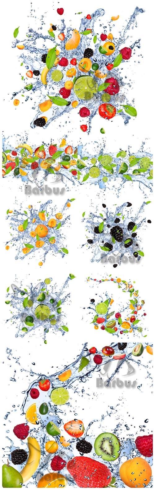 Fruit explosion / Фруктовый взрыв