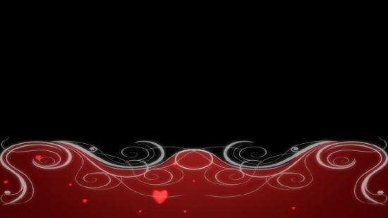 Романтический футаж - Волнующий момент