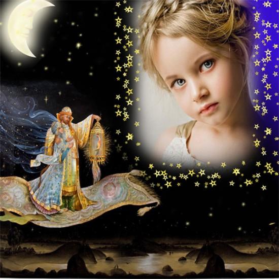 Рамка детская - Сон в летнюю ночь