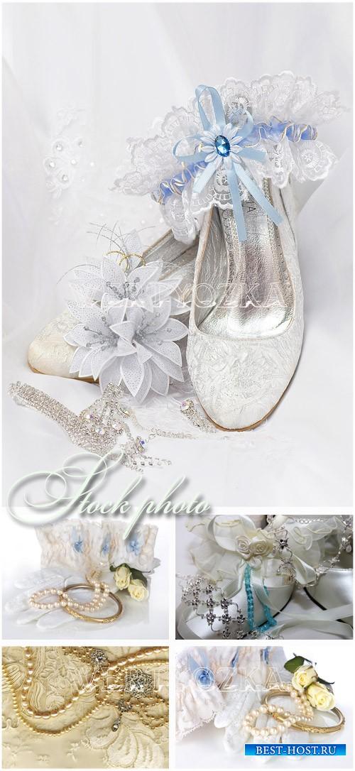 Свдебные фоны, аксессуары невесты / Wedding backgrounds, bride's garter, we ...