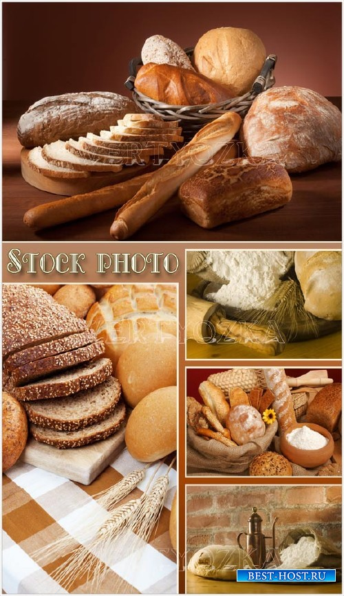 Хлеб, мучные изделия / Bread, flour products, spikelets