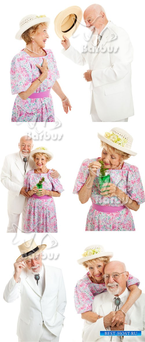 Senior Couple / Пожилая пара
