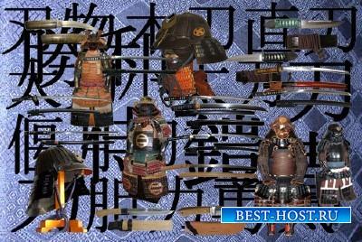 Подборка на тему Иероглифы оружие самурая