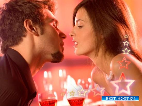 Прекрасный футаж романтический - Встреча романтическая