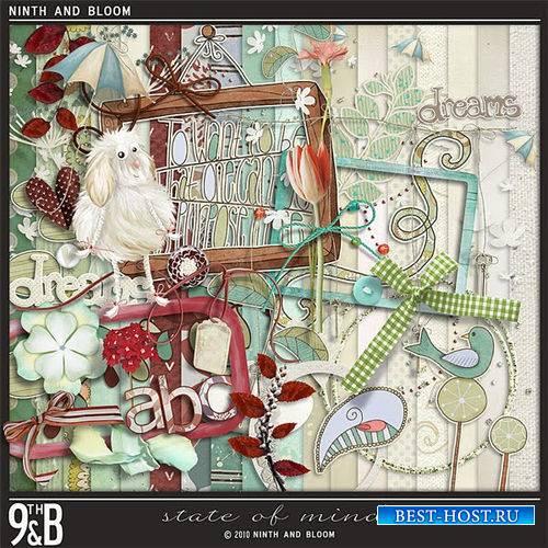 Оригинальный скрап-комплект - Состояние души