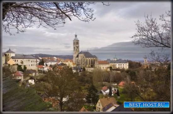 Видеоурок для фотошопа - Пейзаж города