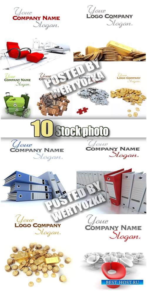 Название фирмы / Company name - stock photos