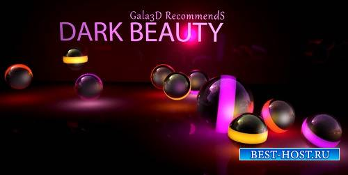 Проект для After Effects - Dark Beauty HD
