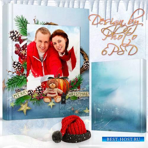 Рождественская фотокнига - В ожидании Санта Клауса