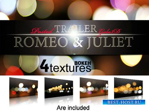 Проект - Romeo и Juliet для After Effects
