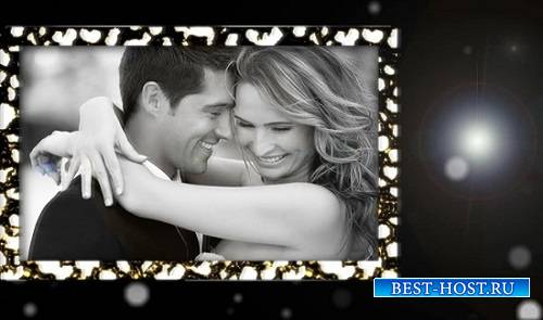 Проект для after effects - Wedding Slideshow