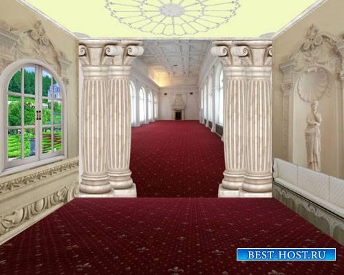 Клипарт Кукольный дворец  02Бальная