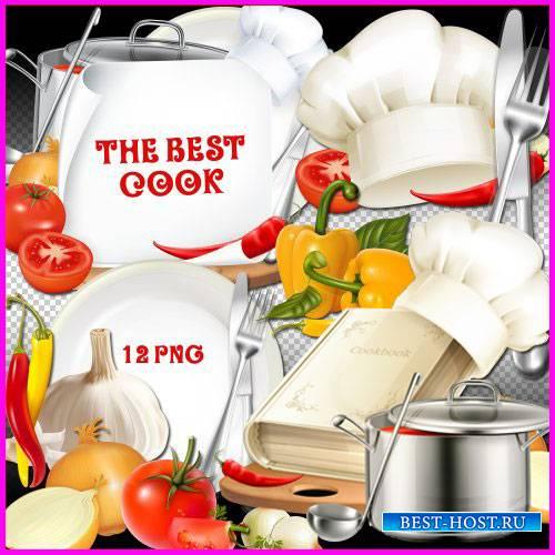 Поварской скрап-комплект - Лучший повар