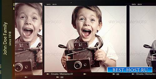 Memories 5706840 - Project for After Effects (Videohive)