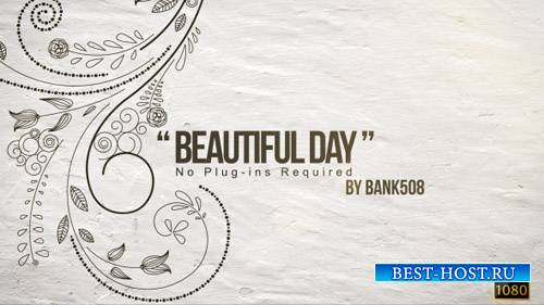 Beautiful Day - Project for After Effects (Videohive)
