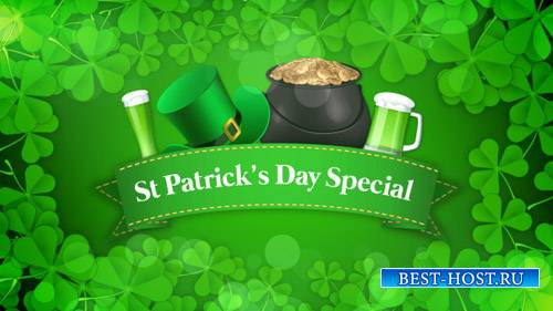 St Patrick's Day Special Promo - Project for After Effects (Videohive)