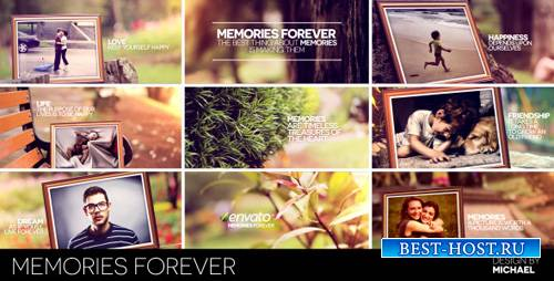 Memories Forever 6560530 - Project for After Effects (Videohive)