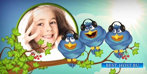 Birds Life - Project for After Effects (Videohive)