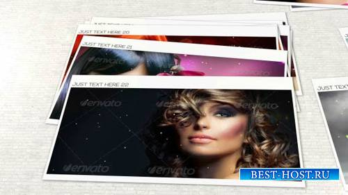 Photo Gallery Pure - Project for After Effects (Videohive)