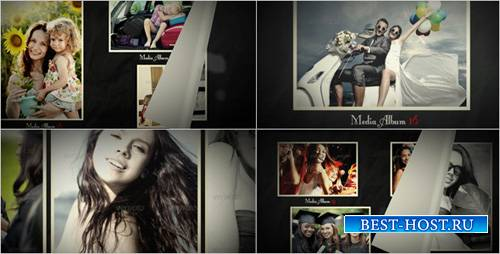 The Good Time Memories - Project for After Effects (Videohive)