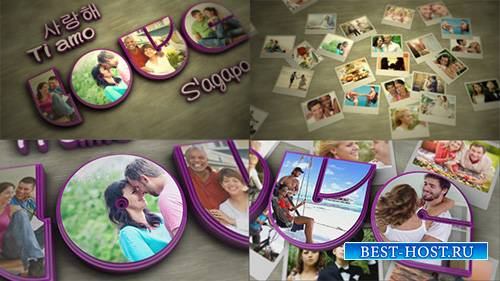 Love 6770573 - Project for After Effects (Videohive)