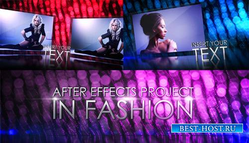 In Fashion - Project for After Effects (Videohive)