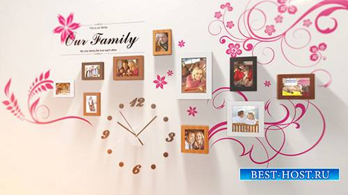Photo Wall - Project for After Effects (Videohive)