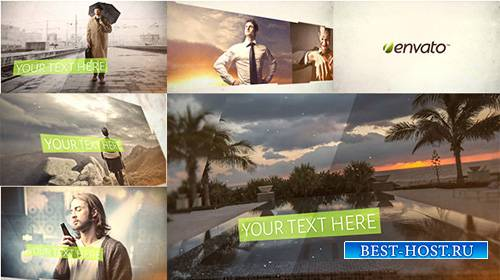 Glass slideshow 6764514 - Project for After Effects (Videohive)